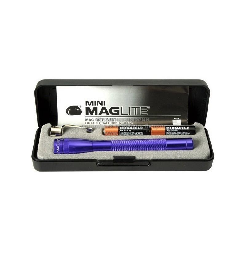 Фонарь Mag-Lite Mini Mag (2xAAA) M3A982Е mag taller рюкзак zoom flowers разноцветный