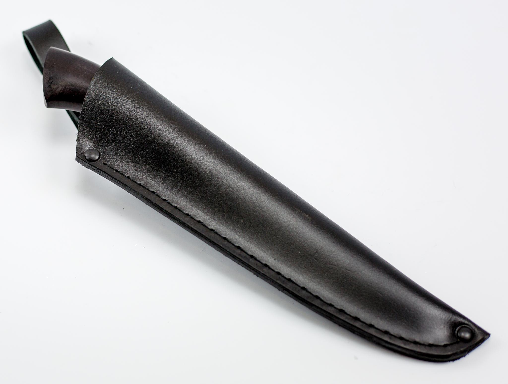 Фото 16 - Нож Егерь, булатная сталь от Промтехснаб