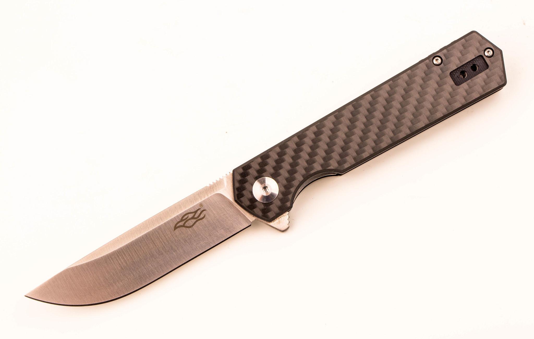 Складной нож Firebird FH11CF, Carbon Fiber нож складной dodo carbon fiber