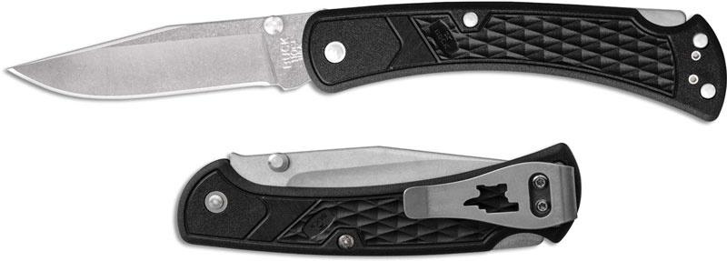 Фото 9 - Складной нож Buck Folding Hunter Slim Select 0110BKS1, сталь 420HC, рукоять пластик