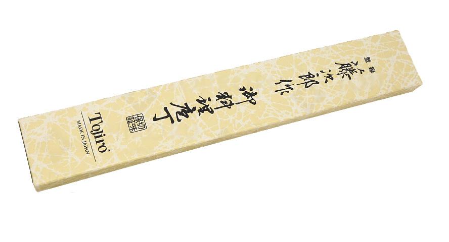 Фото 3 - Нож Универсальный Western Knife Tojiro, F-801, сталь VG-10, чёрный