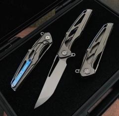 Нож складной Rikeknife Knight, N690, фото 14