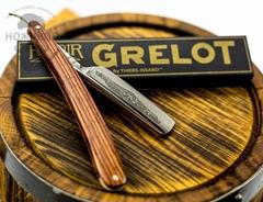 Опасная бритва Razor 6/8 275 Grelot Medaille D Or Kingwood, фото 6