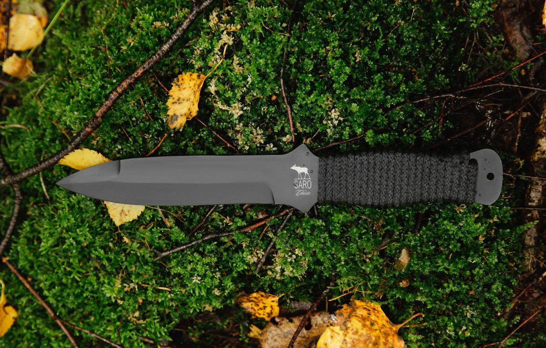 Фото 12 - Нож метательный Шанс 65Г от САРО