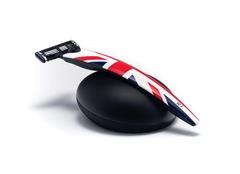 Подарочный набор Bolin Webb R1, бритва R1 Union Jack, подставка R1