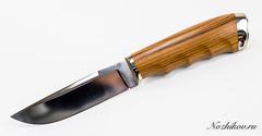Нож Рабочий №29 из кованой стали Bohler K340