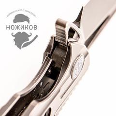 Нож складной Rikeknife M2-P, black