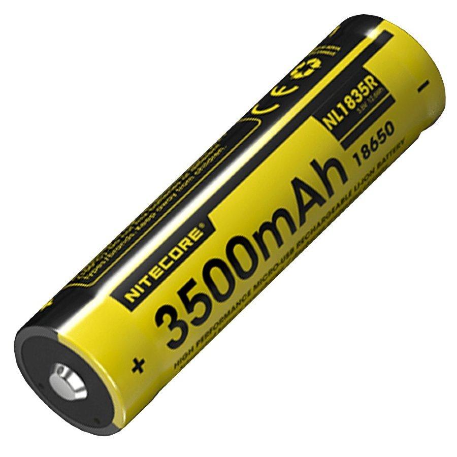 Аккумулятор Nitecore NL1835R