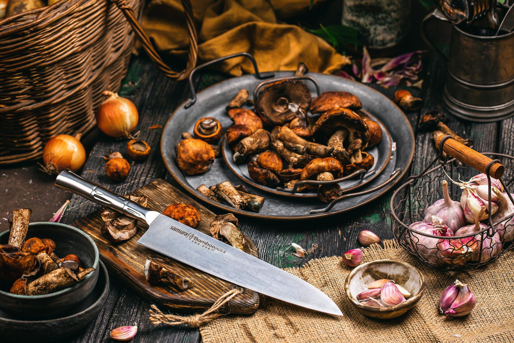 Фото 7 - Нож кухонный