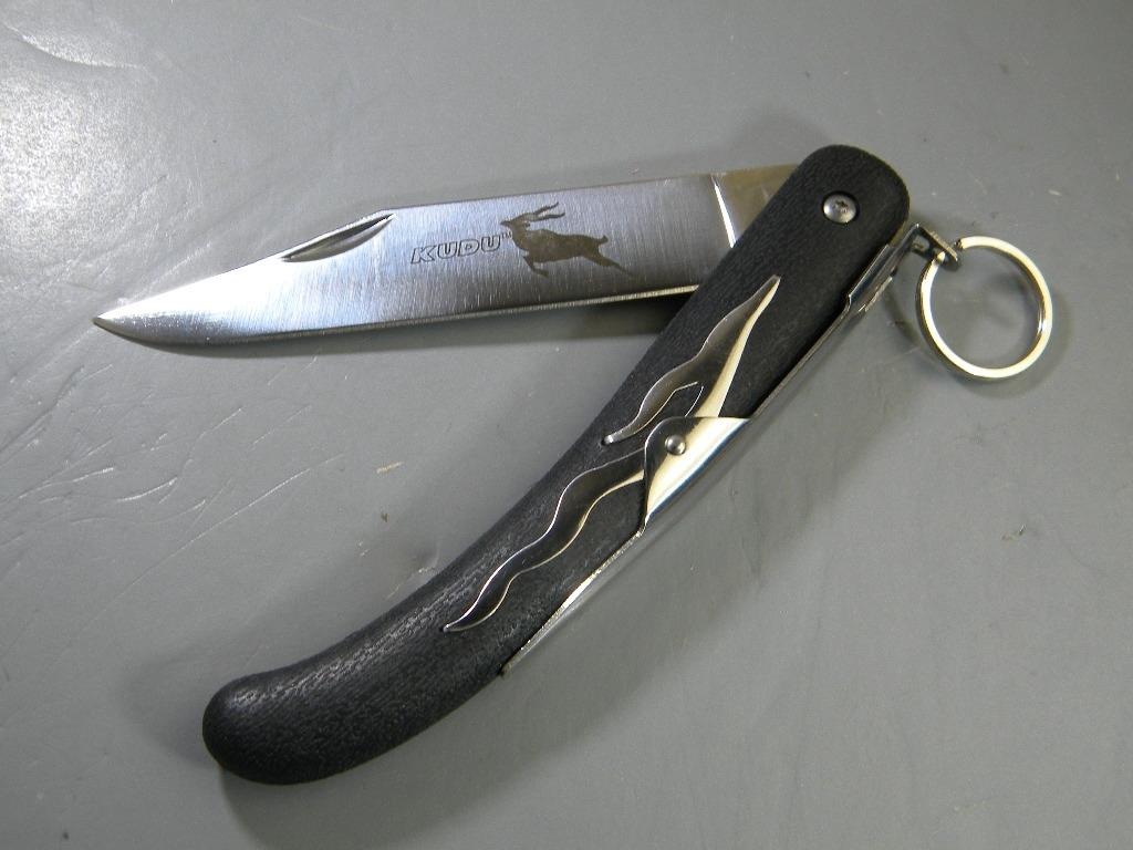 Фото 8 - Складной нож Kudu - Cold Steel 20K, сталь German 4116 Stainless, рукоять Zy-Ex™