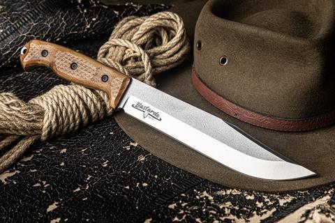 Нож туристический Bastardo 420HC TW, Kizlyar Supreme. Вид 4