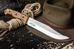 Нож туристический Bastardo 420HC TW, Kizlyar Supreme, фото 4