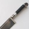 Нож Пчак  1, черная рукоять - Nozhikov.ru