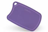 Доска Samura термопластиковая, 380х250х2 мм, фиолетовая - купить в интернет магазине