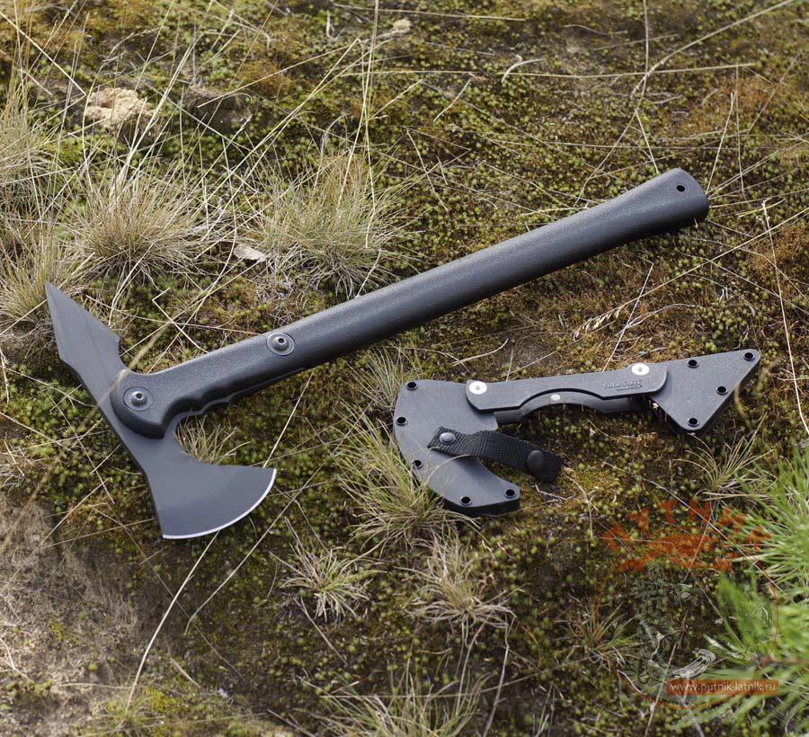 Фото 4 - Топор Trench Hawk 25.0 см. от Cold Steel