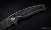 Складной нож Bestech Predator BT1706B, сталь CPM-S35VN, рукоять титан - Nozhikov.ru