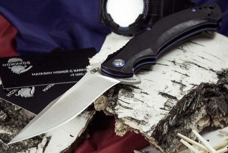 Фото 5 - Складной нож Чекан от Reptilian