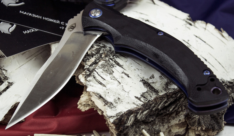 Фото 6 - Складной нож Чекан от Reptilian