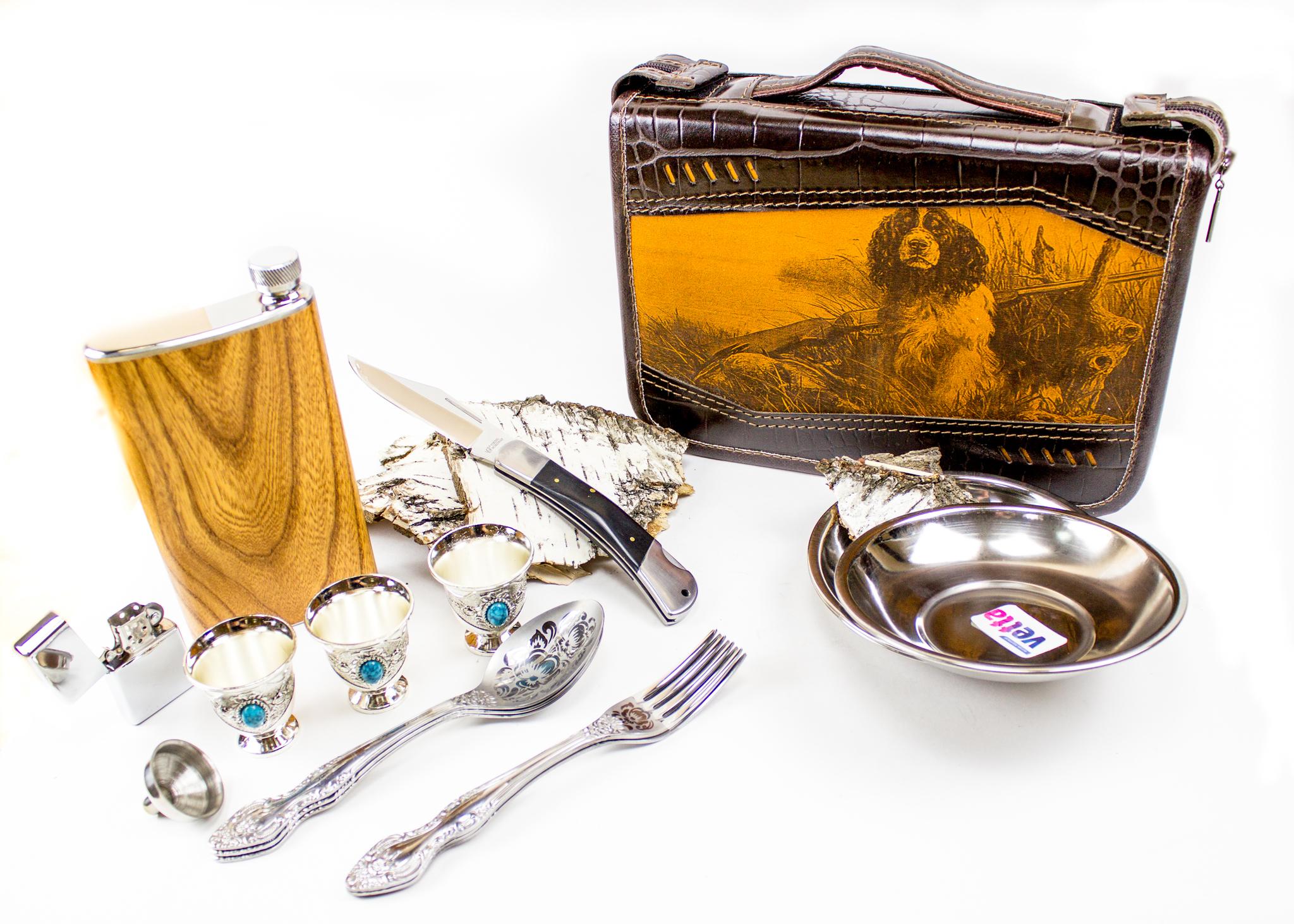 Подарочный набор «Дорожный-2» от Кузница Семина