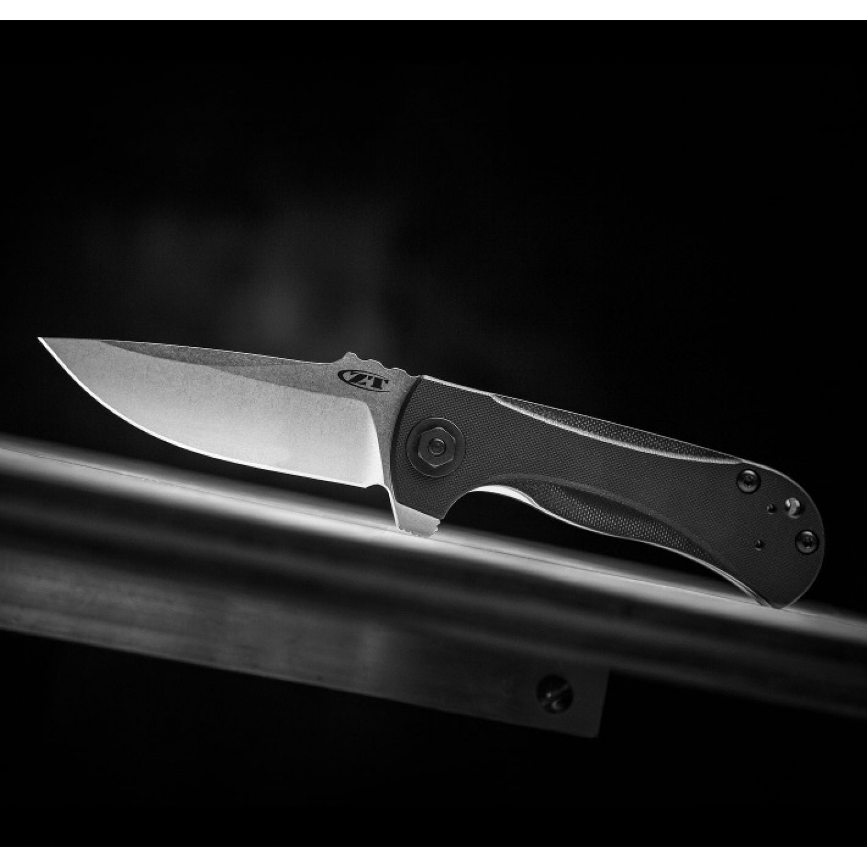 Фото 9 - Нож складной Zero Tolerance 0909, сталь CPM-S35VN, рукоять G10