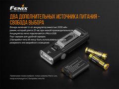Фонарь Fenix WT20R, 400 лм, фото 8