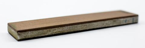 Алмазный Брусок 150х35х10, зерно 100/80-80/63. Вид 3
