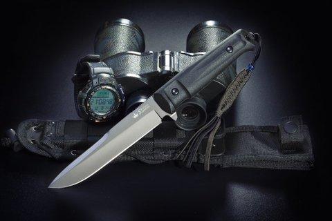 Тактический нож Alpha AUS-8 GT, Kizlyar Supreme - Nozhikov.ru
