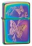 Зажигалка ZIPPO Classic с покрытием Spectum™ - купить в интернет магазине