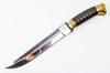 Нож Пластунский, 95х18 х/л, крепление на бедро - Nozhikov.ru