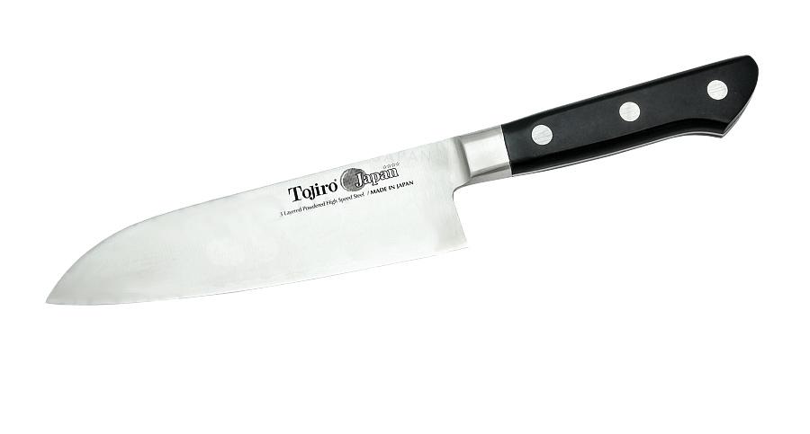 Фото 7 - Набор из 2-х кухонных ножей, Tojiro, FD-141, в подарочной упаковке