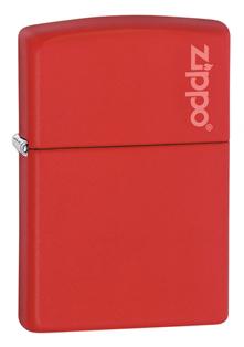Зажигалка ZIPPO Classic с покрытием Red Matte зажигалка zippo classic candy apple red 28830