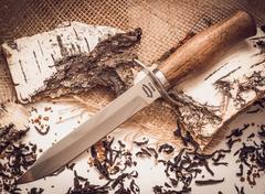 Нож разведчика, Фабрика Баринова