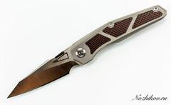 Складной нож Maxace Glede, сталь M390