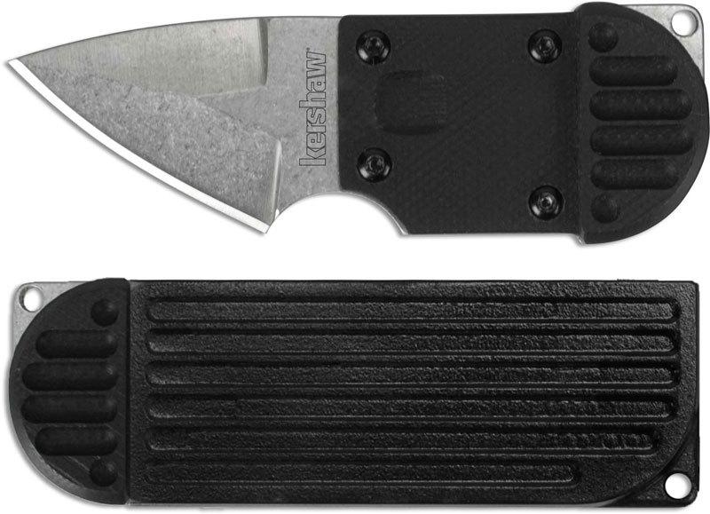 Нож с фиксированным клинком Al Mar™ Knives Design AM-6 Neck Knife 3.8 см. от KERSHAW