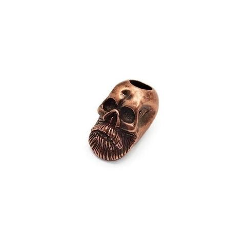 Бусина для темляка Skull. Вид 1