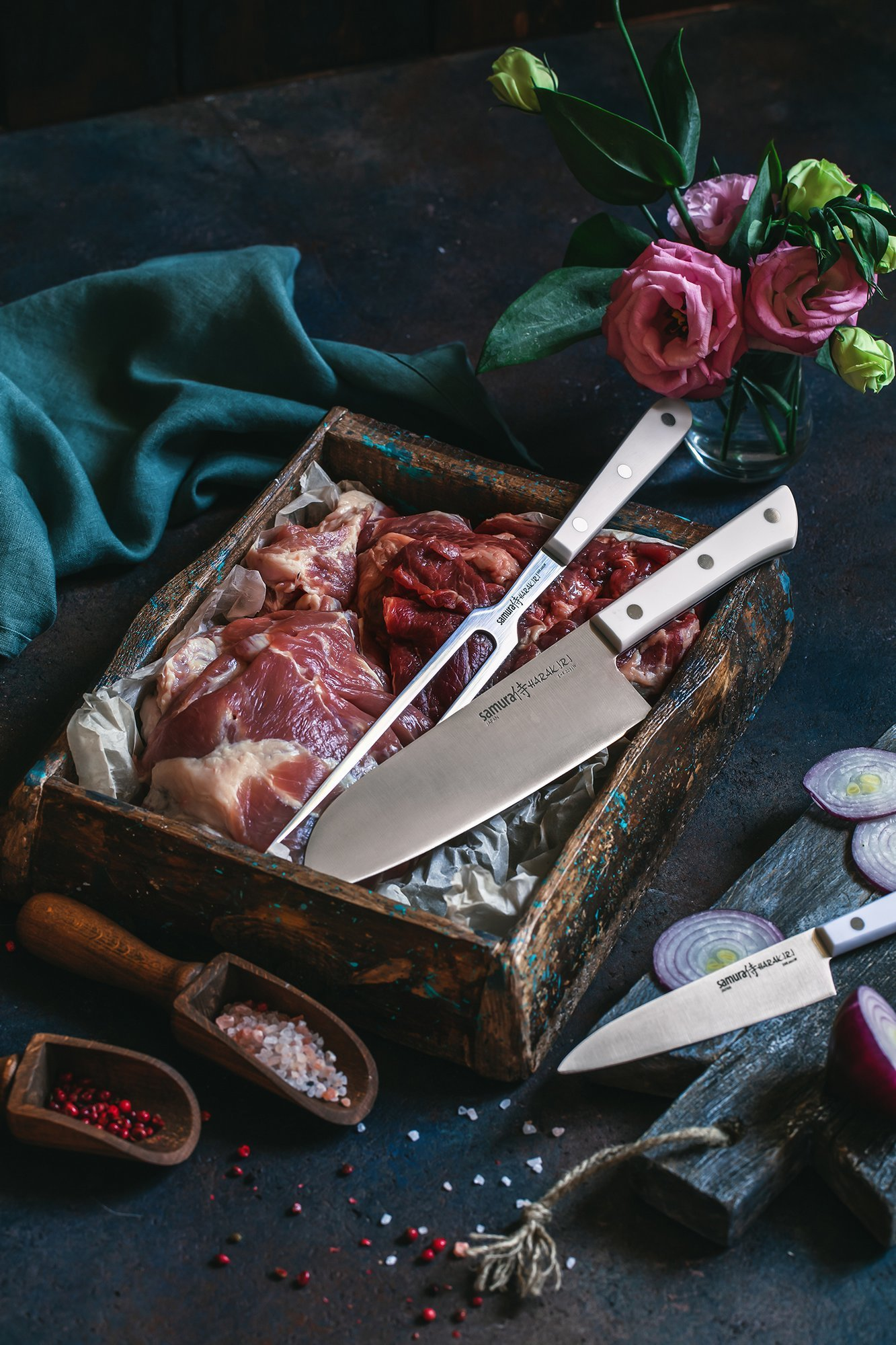 Фото 8 - Вилка для мяса