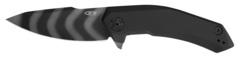Складной нож Zero Tolerance K0095TS, черный