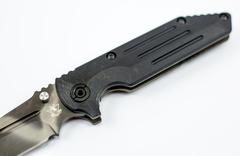 Складной тактический нож TAD 02, сталь D2, фото 2