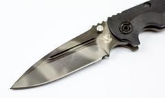 Складной тактический нож TAD 02, сталь D2, фото 3