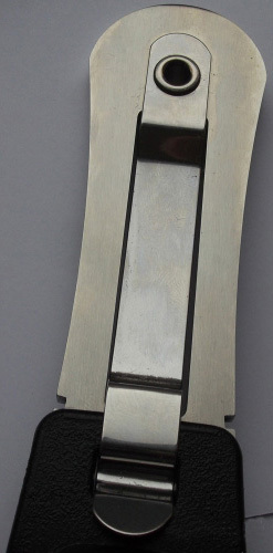 Фото 8 - Нож с фиксированным клинком Fantoni, Gerber RM Limited, FAN/C/LSR, сталь Bohler N-690, в картонной коробке