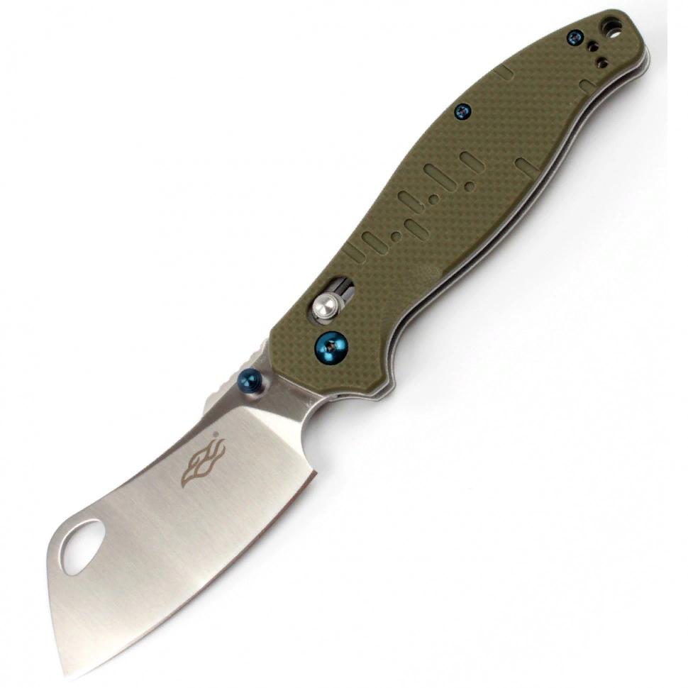 Складной Нож Firebird (by Ganzo) F7551, зеленый