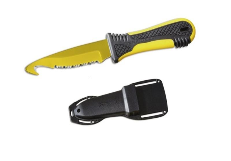Фото 2 - Спасательный нож для яхтсменов Race Rescue Knife, Morris Baroni Design-2 от Fantoni