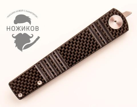 Складной нож Ippon, carbon. Вид 2