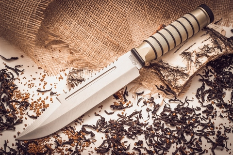 Нож для выживания HR0110 - Nozhikov.ru