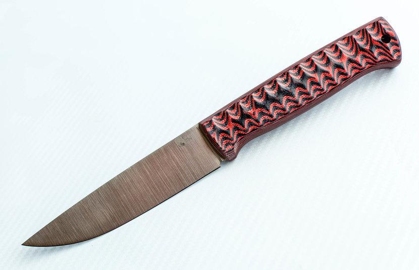 Нож Otus N690, микарта от Owl Knife
