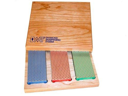 Фото 2 - Набор из 3-х алмазных брусоков Coarse / Fine / Extra-Fine (45 micron / 325 mesh, 25 micron / 600 mesh, 9 micron / 1200 mesh) от DMT® Diamond Machining Technology