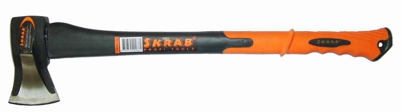 Топор-колун с фиберглассовой ручкой, 1000гр.