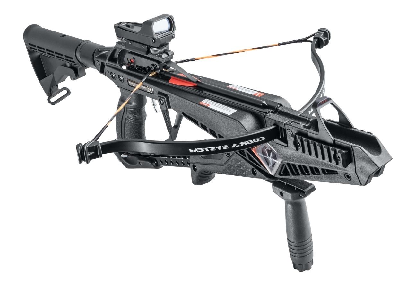 Арбалет-пистолет Ek Cobra System R9 Deluxe от Ek Archery