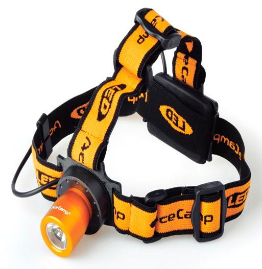 Фонарь налобный AceCamp Back light фонарь налобный acecamp extreme оранжевый черный 1вт лам светодиод aaax3 1035