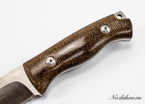 Туристический нож Fox Tactical , сталь D2. Вид 6